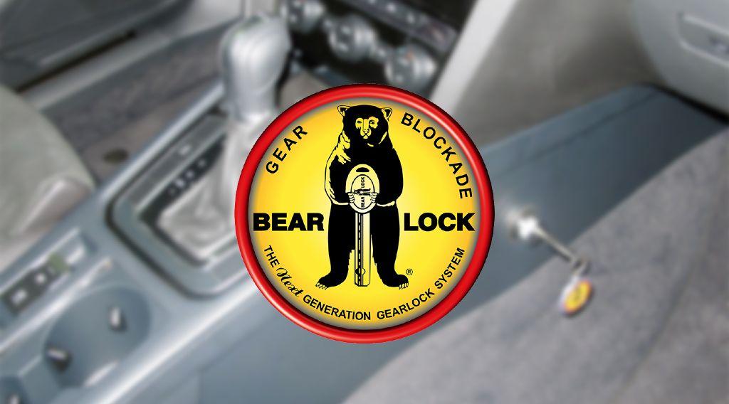 Bearlock® Mechanische Wegfahrsperren
