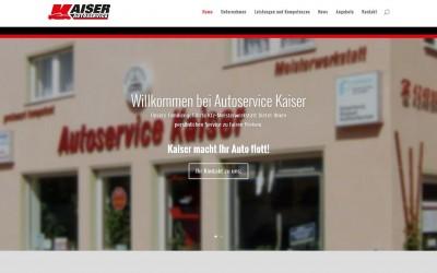 Neue Homepage ist online …
