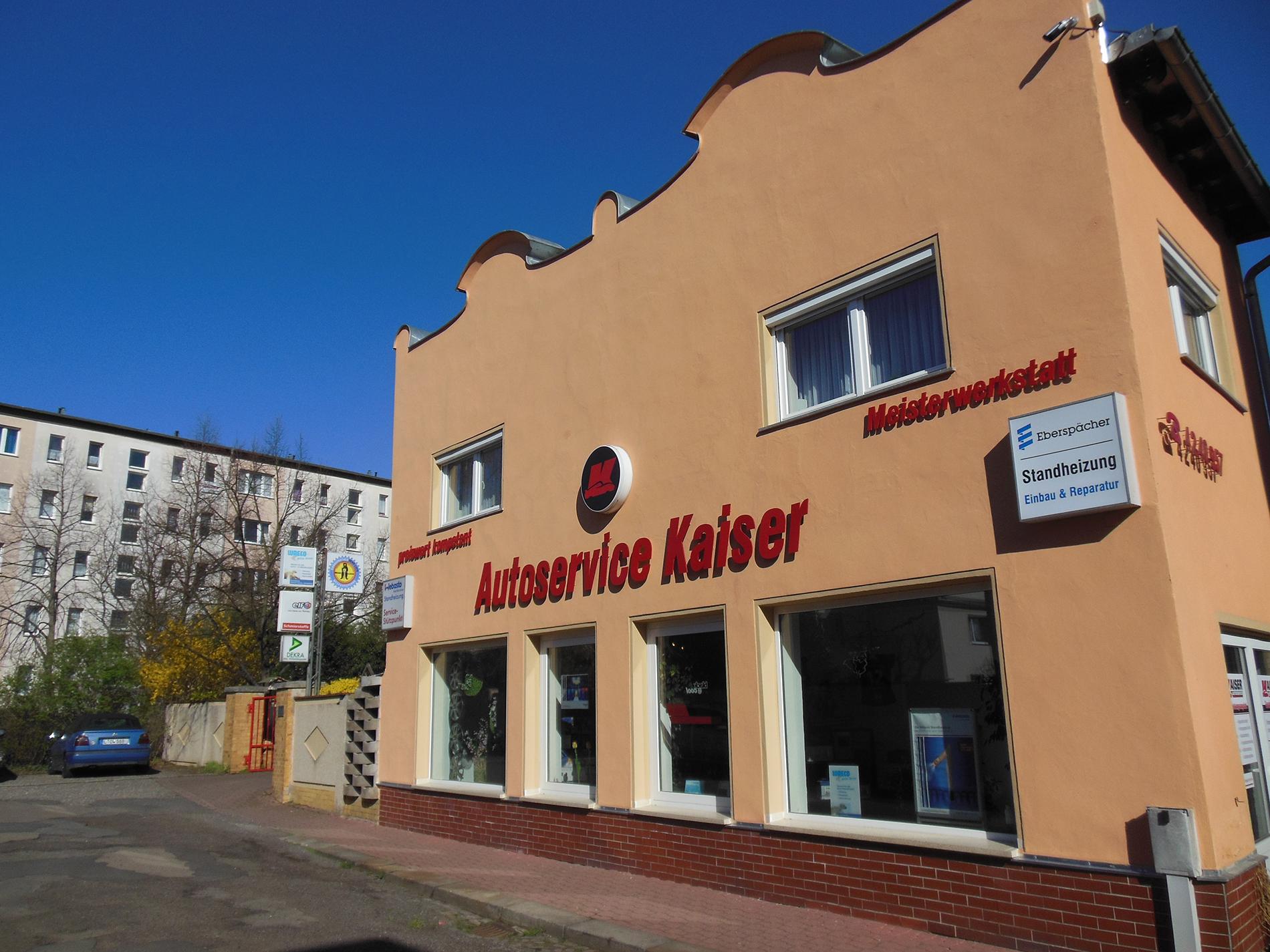 Autoservice Kaiser Leipzig Standort