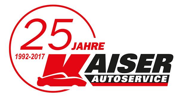 25 Jahre Autoservice Kaiser